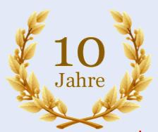 10 spannende Jahre