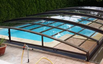 Jetzt NEU bei den Poolüberdachung