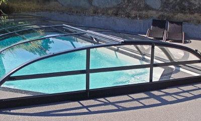 NEU – Poolüberdachung Azure