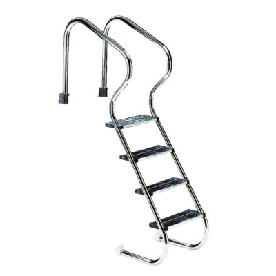 Poolleiter Comfort 4 Stufen