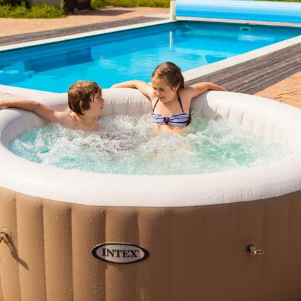 Bubble Massage Spa